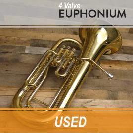 4-valve Euphonium (Premium)
