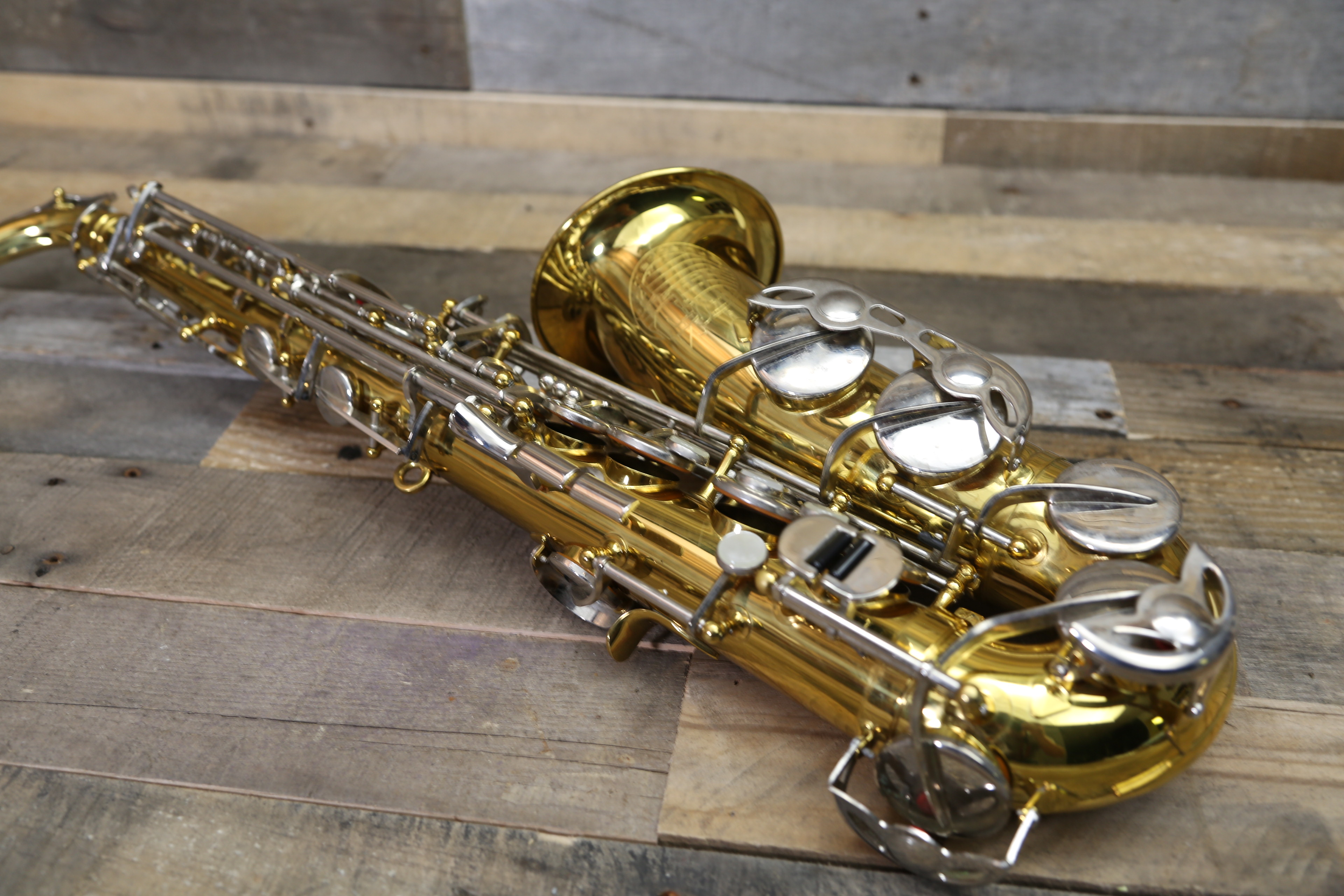 Used Student Alto Saxophone - Conn American