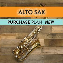 New Alto Saxophone