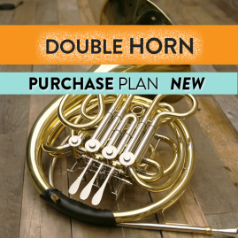New Dbl (French) Horn