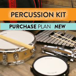 New Combo Percussion Kit