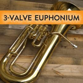 3-valve Euphonium