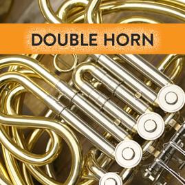 F/Bb Double Horn