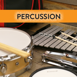 Percussion (Snare & Bell Combo) Kit