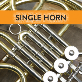 New Single (French) Horn