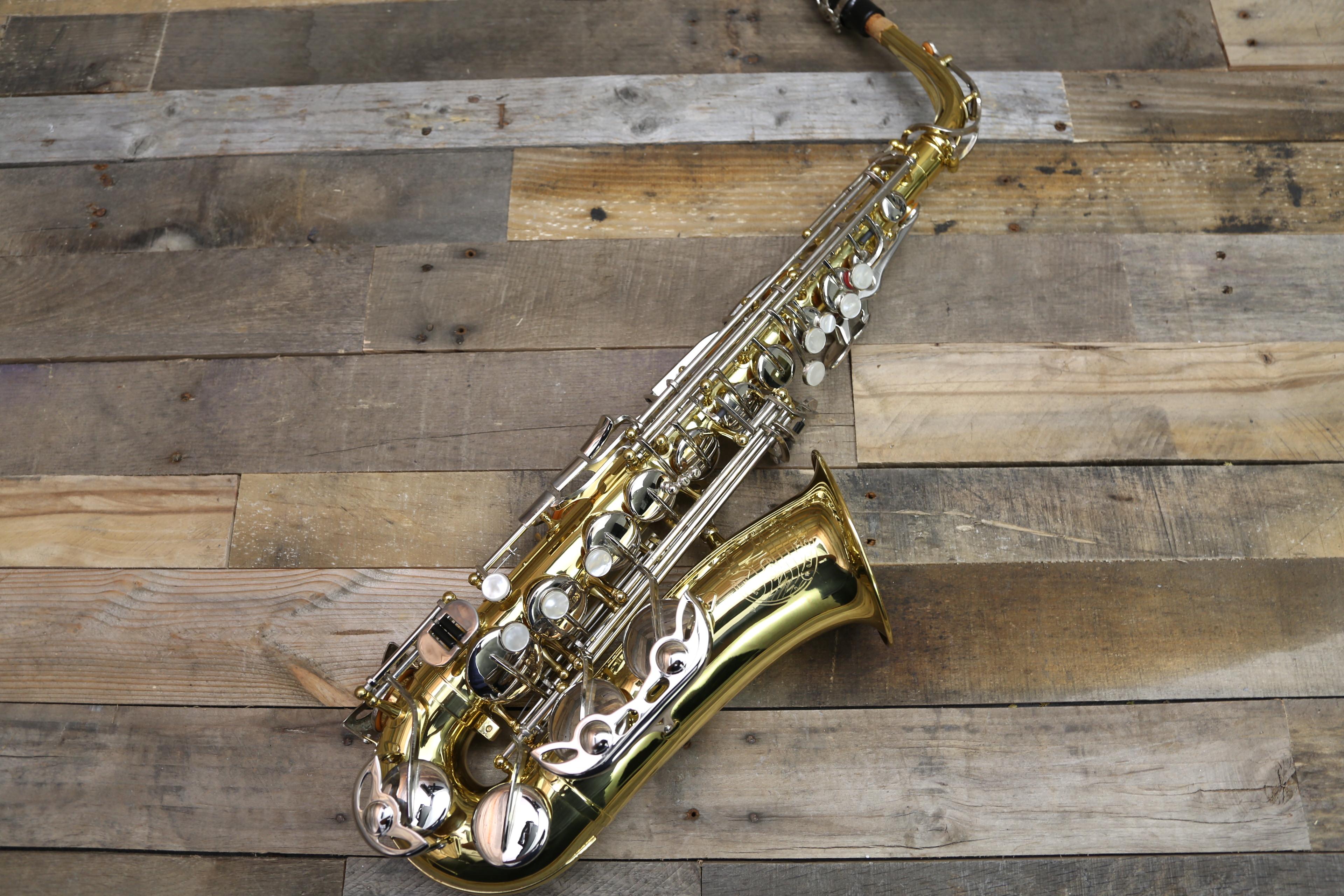Used Student Alto Saxophone - Conn 24M