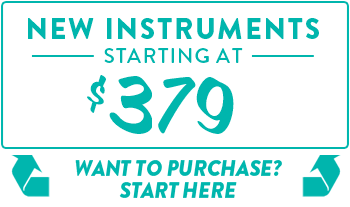 Purchase a Student Instrument